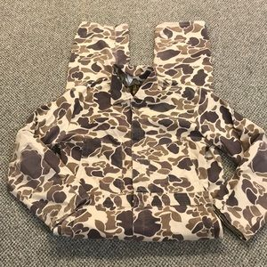 Walls Vintage Coveralls Camouflage Men Small